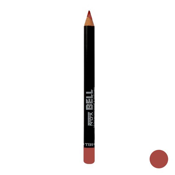 مداد لب نوکس بل شماره 208