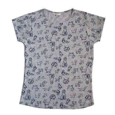 تصویر تی شرت زنانه کد 0022
