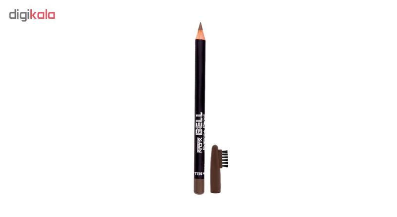مداد ابرو نوکس بل شماره 306