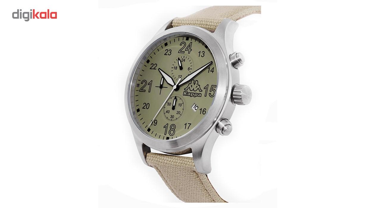 ساعت مچی عقربه ای کاپا مدل 1401m-c