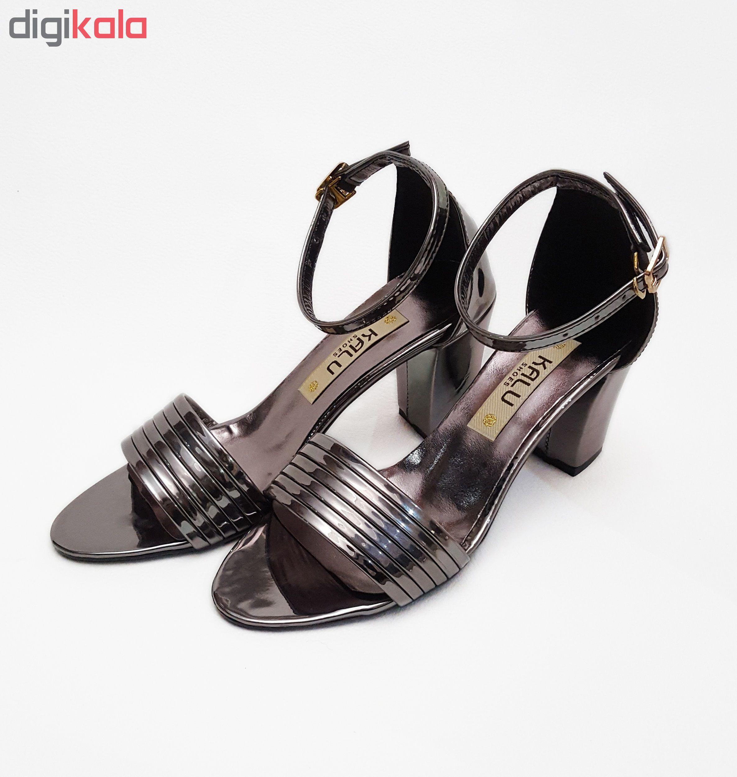 کفش نه کالو مدل YG-2020