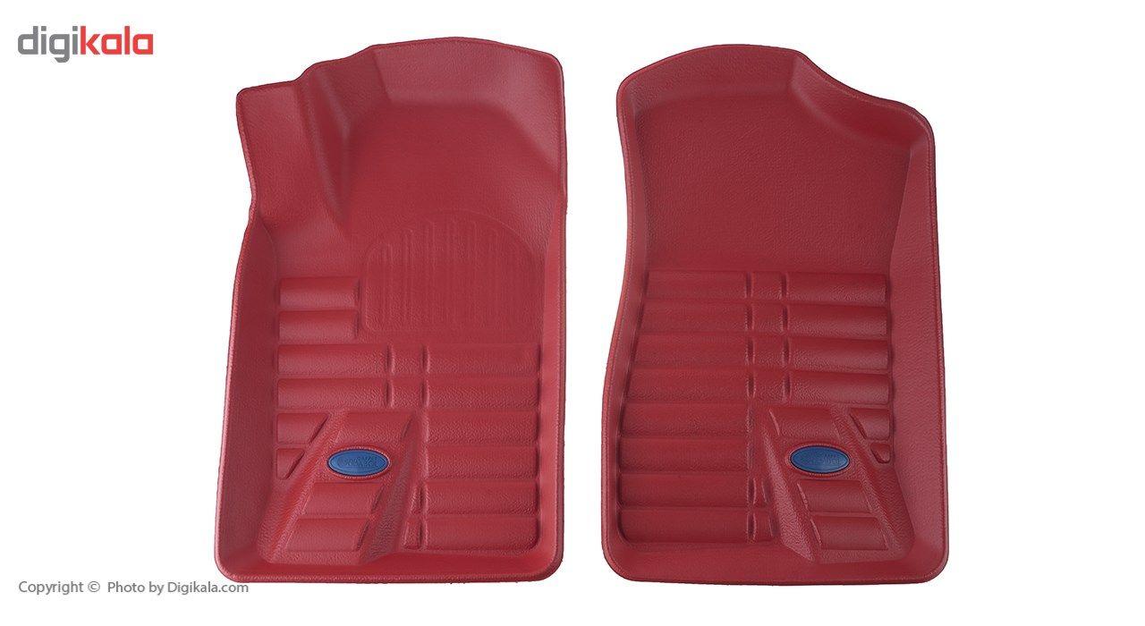 کفپوش سه بعدی خودرو بابل کارپت مناسب برای پژو 405 main 1 5