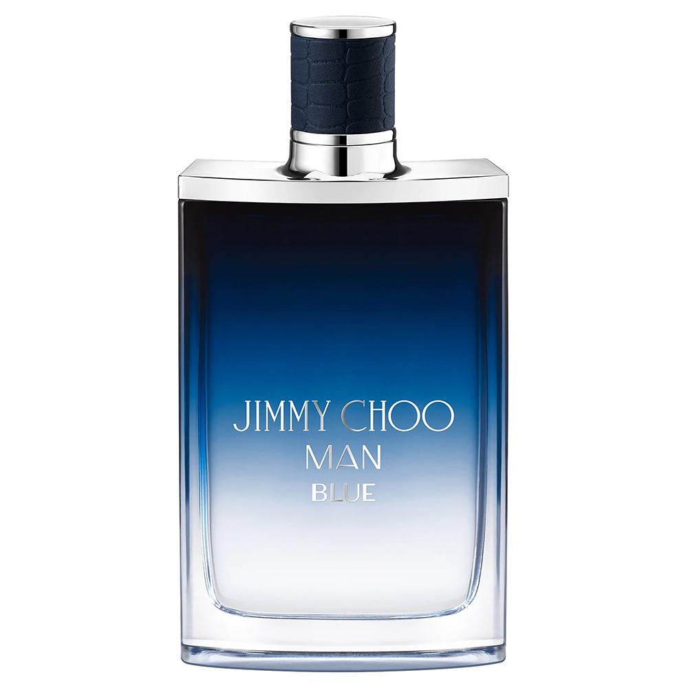 ادو تویلت مردانه جیمی چو مدل Jimmy Choo Man Blue حجم 100 میلی لیتر