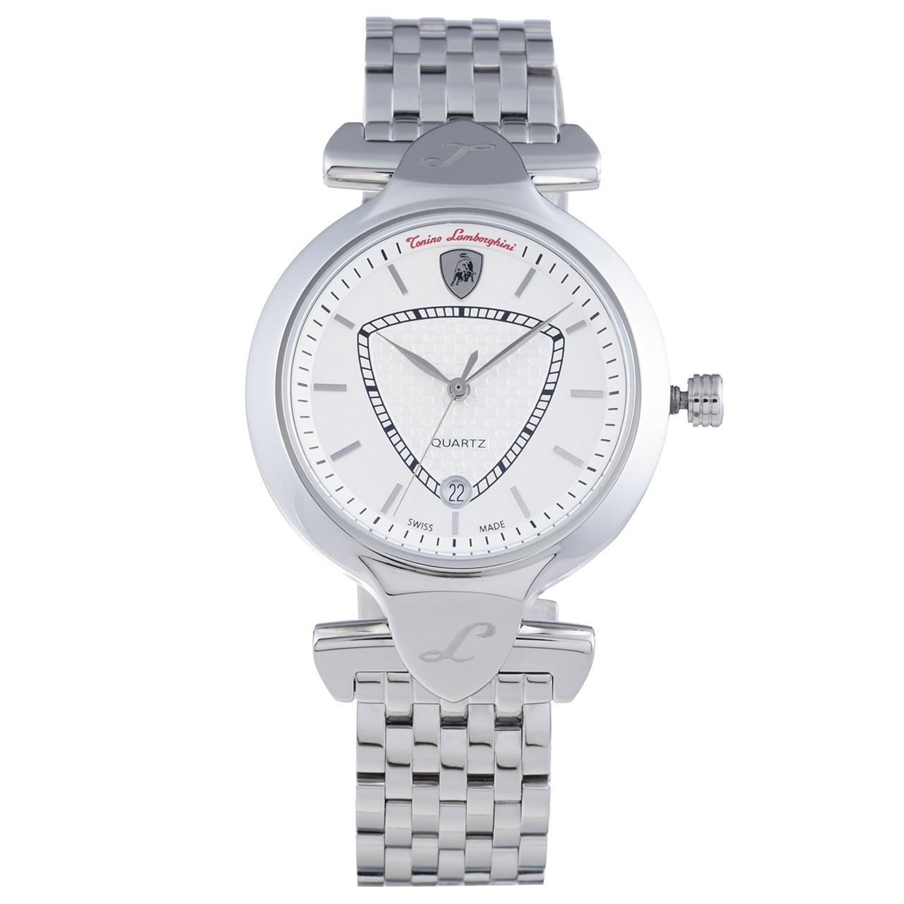 خرید ساعت مچی عقربه ای زنانه تونینو لامبورگینی مدل TL-LR38-01