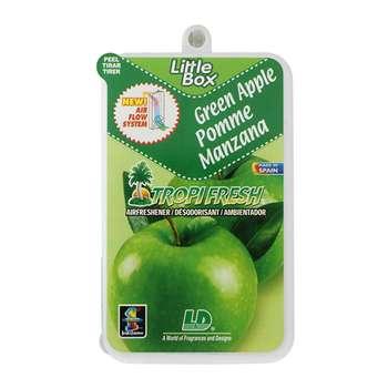 خوشبو کننده خودرو لیتل باکس مدل Green Apple