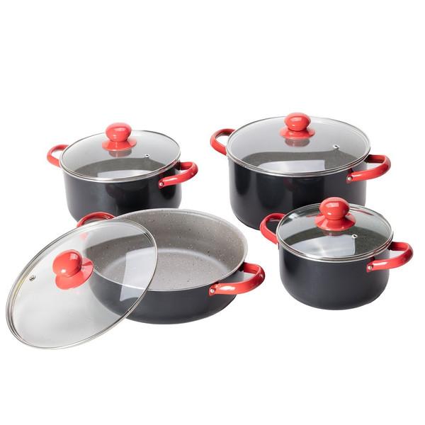 سرویس پخت وپز 8 پارچه پن هوم مدل BR