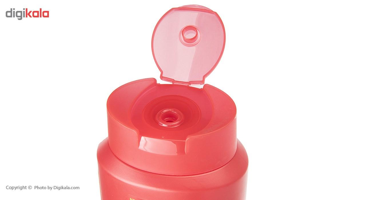 شامپو سان سیلک مدل Vibrant Color Protection حجم 600 میلی لیتر