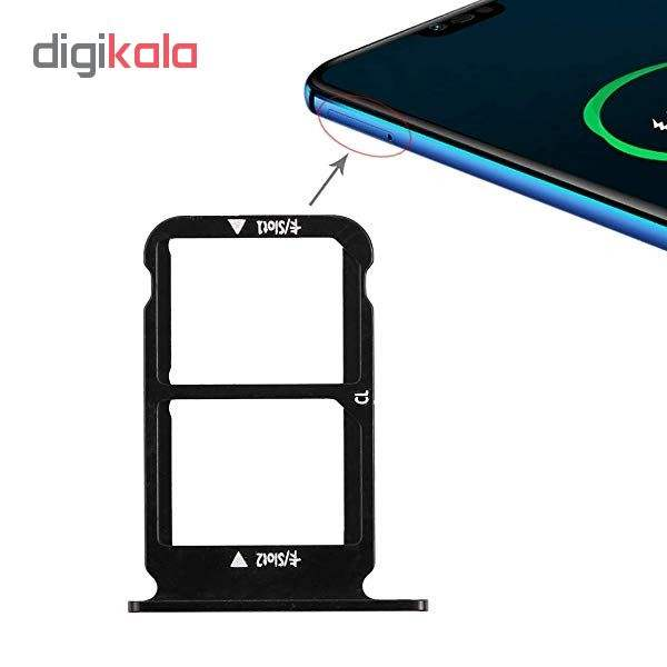 خشاب سیم کارت مدل HH10 مناسب برای گوشی موبایل  آنر 10 main 1 2