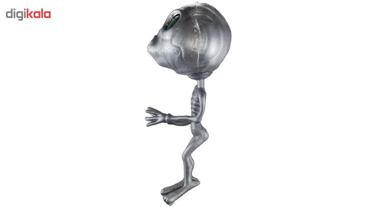 اسباب بازی ضد استرس مدل Silver Alien main 1 2