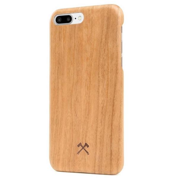 کاور چوبی وودسسوریز مدل Canyon مناسب برای گوشی های موبایل آیفون 7 پلاس و آیفون 8 پلاس