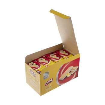 ویفر کوپا با طعم موزبسته 24 عددی