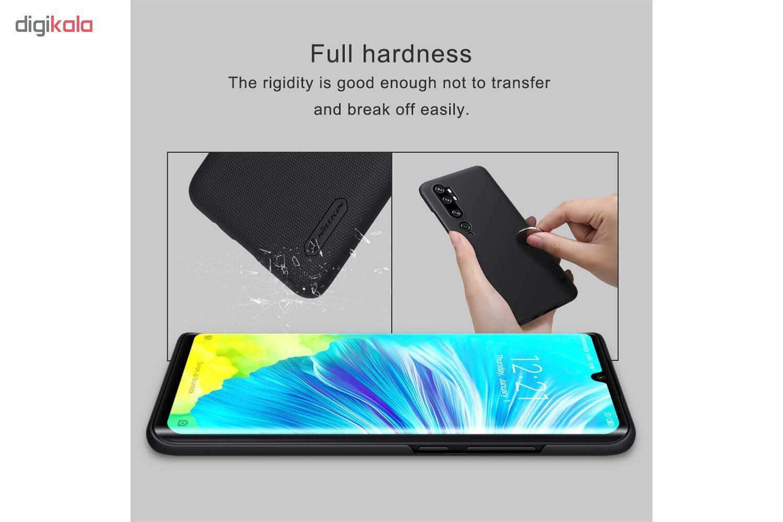 کاور نیلکین مدل Super Frosted Shield مناسب برای گوشی موبایل شیائومی Mi CC9 Pro/Mi Note 10/Mi Note 10 Pro