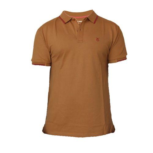 پلو شرت مردانه نکست بیسیکس مدل 717309 Icedcoffee