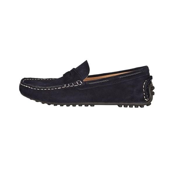 کفش مردانه بادی اسپینر مدل 3203 کد 1 رنگ سرمه ای