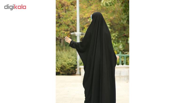 چادر صدفی ندا  حجاب حدیث کد 117