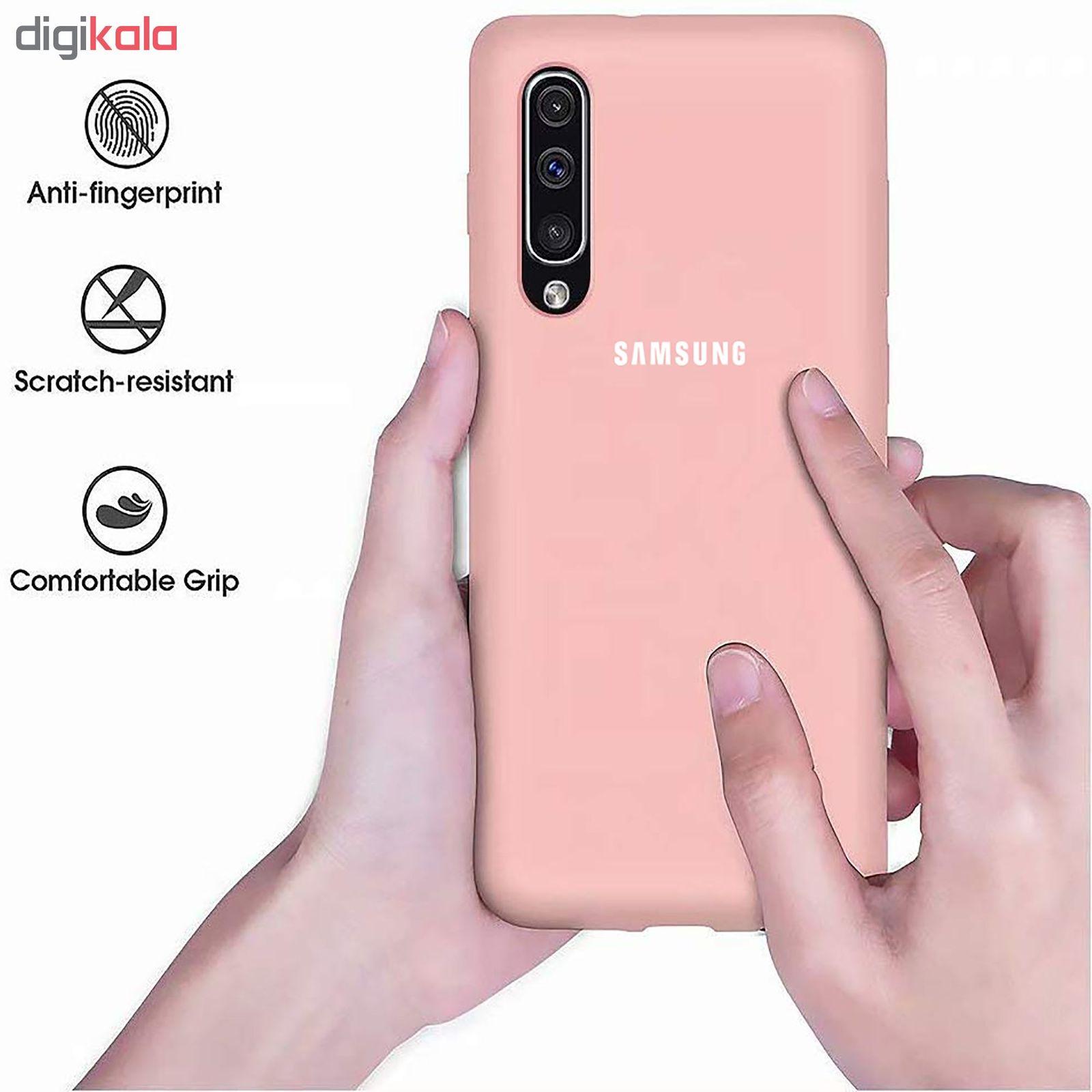 کاور مدل Silc مناسب برای گوشی موبایل سامسونگ Galaxy A50 main 1 8