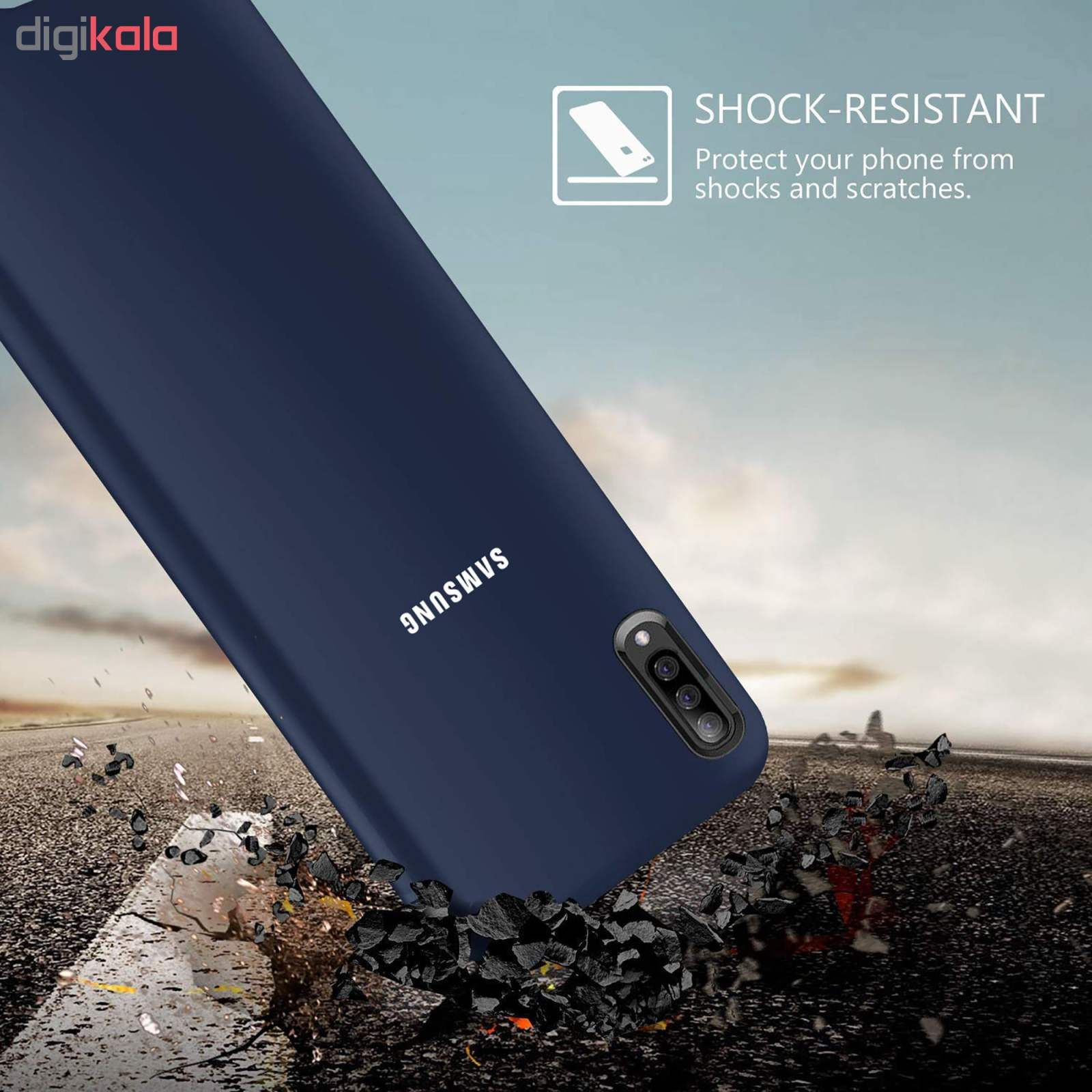 کاور مدل Silc مناسب برای گوشی موبایل سامسونگ Galaxy A50 main 1 14