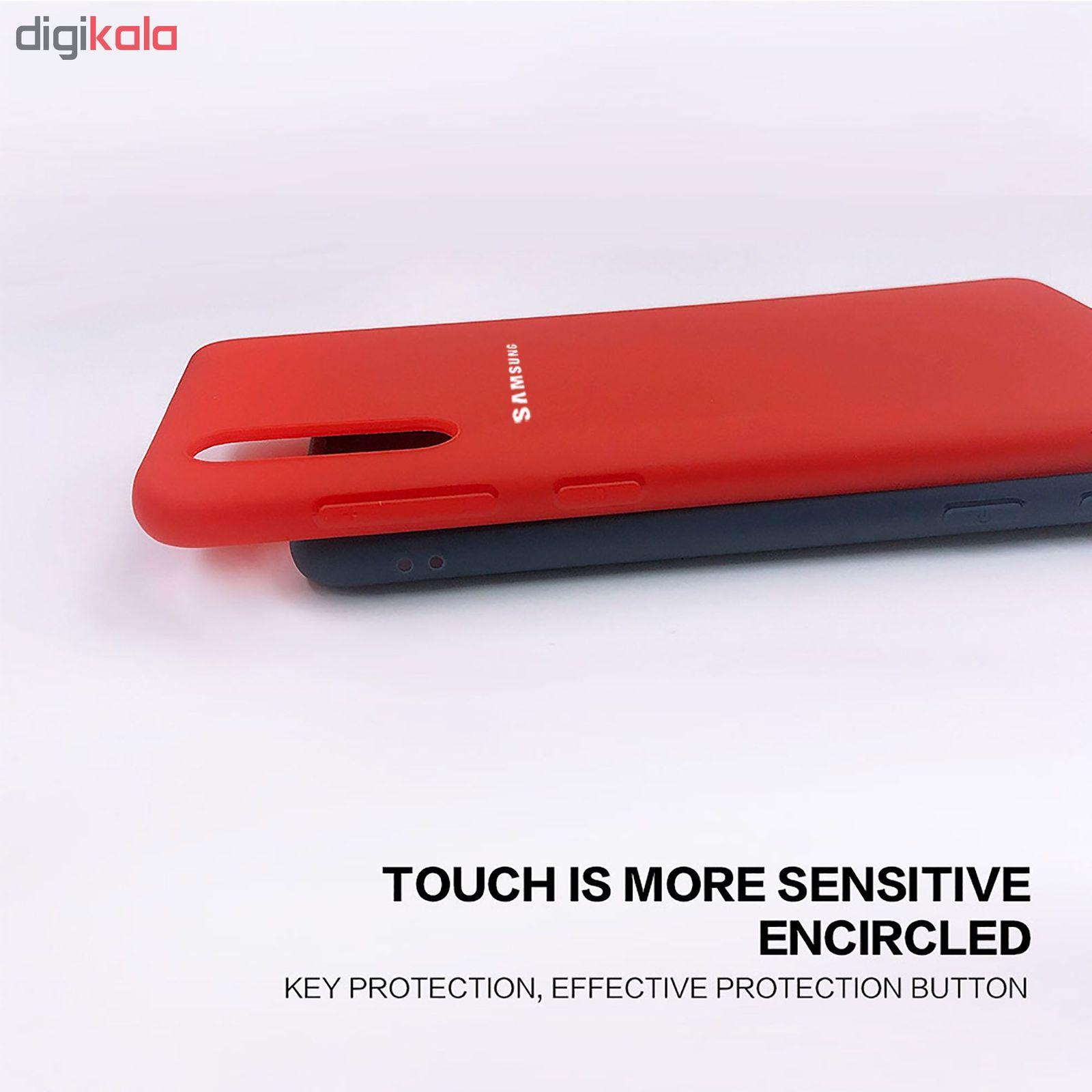 کاور مدل Silc مناسب برای گوشی موبایل سامسونگ Galaxy A50 main 1 16