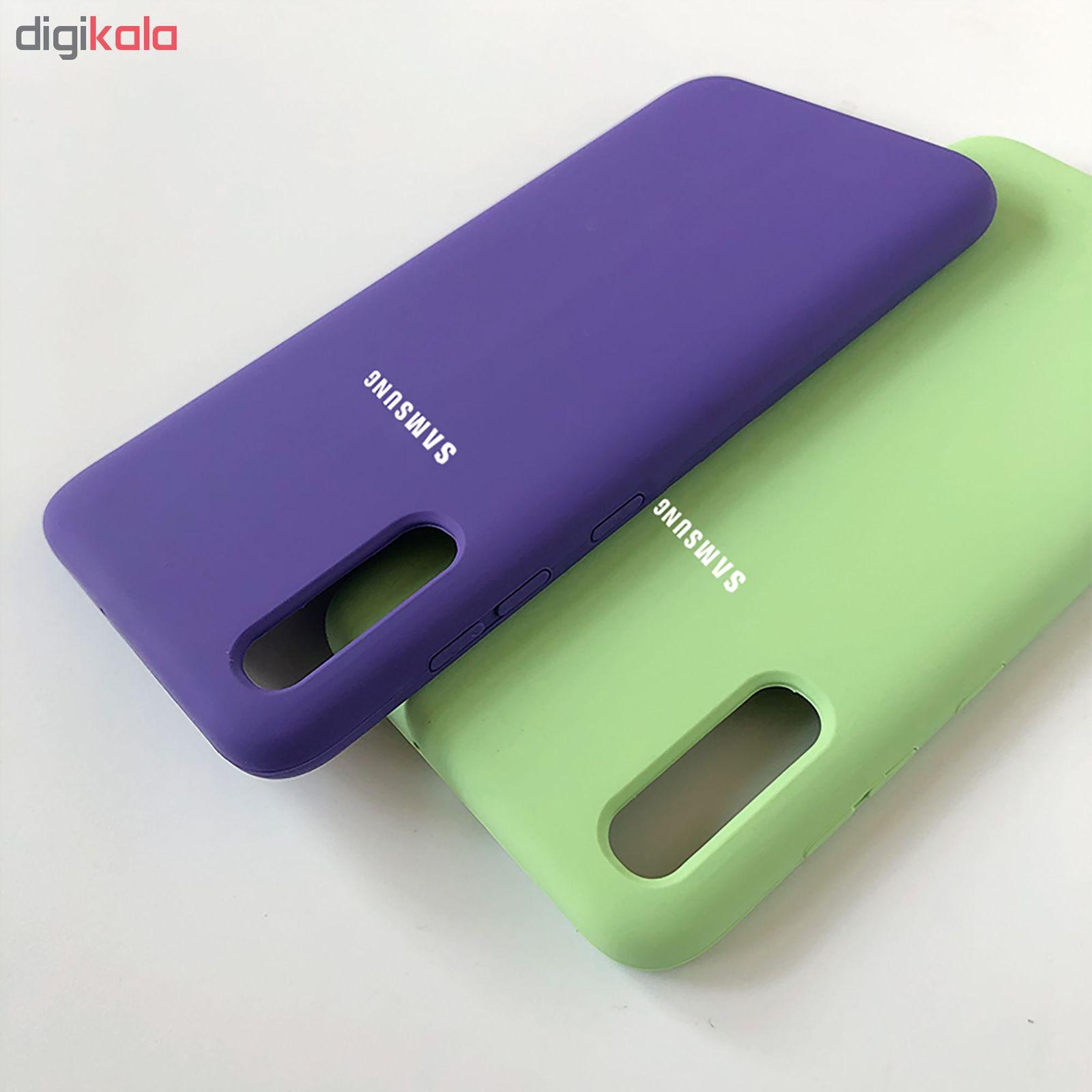 کاور مدل Silc مناسب برای گوشی موبایل سامسونگ Galaxy A50 main 1 18