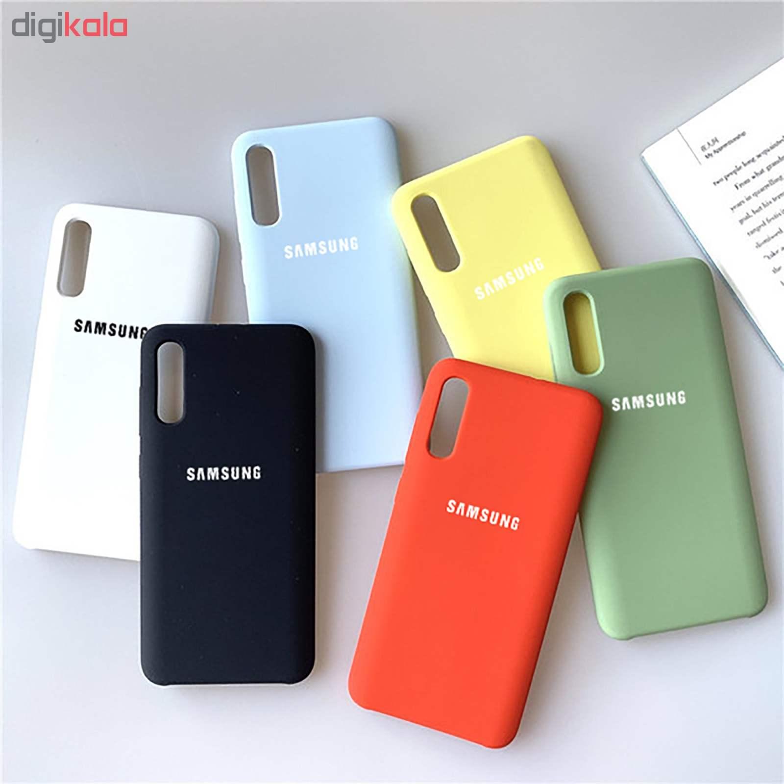 کاور مدل Silc مناسب برای گوشی موبایل سامسونگ Galaxy A50 main 1 19