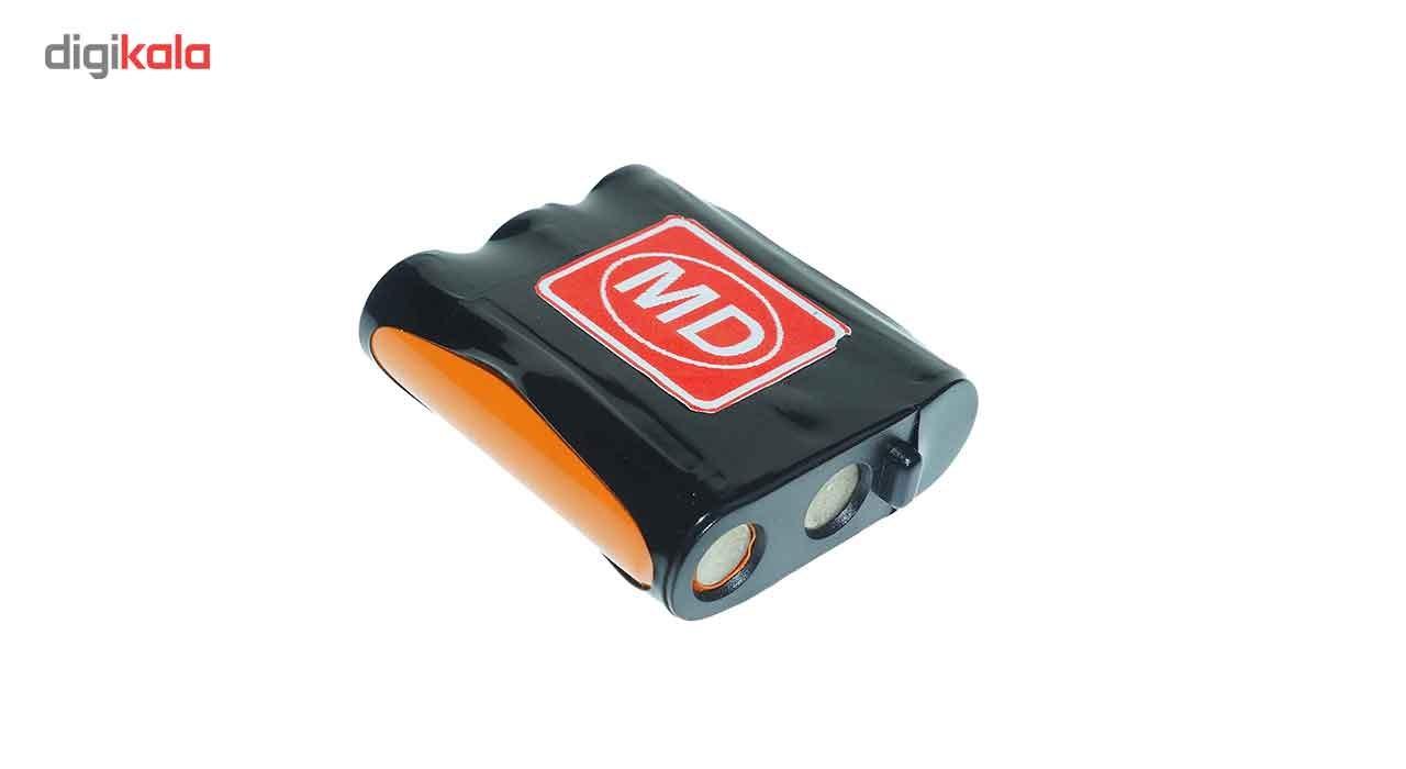 قیمت                      باتری تلفن بی سیمMD مدلHHR-P511