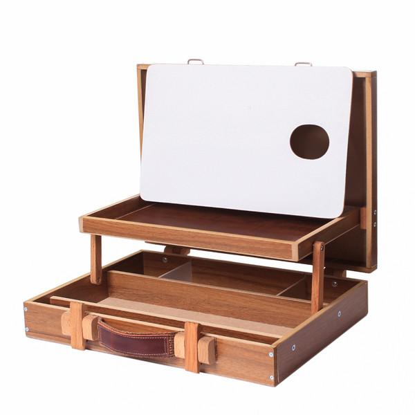 جعبه رنگ مدل P2 به همراه پالت رنگ