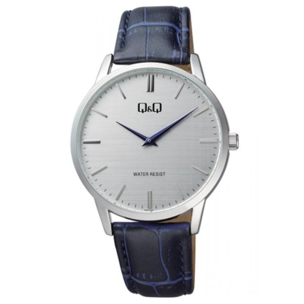 ساعت مچی عقربه ای مردانه کیو اند کیو مدل QB32J301Y
