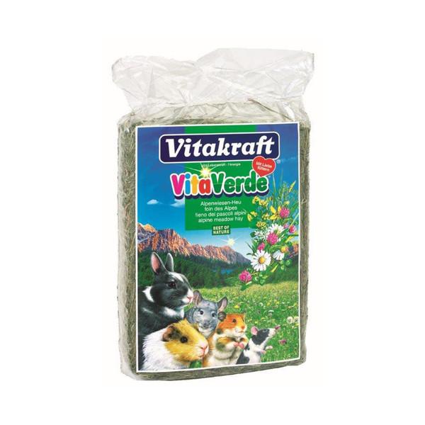 یونجه معطر جوندگان ویتاکرافت مدل Vita Verde وزن 1 کیلوگرم