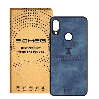 کاور سومگ مدل SMG-Der02 مناسب برای گوشی موبایل شیائومی Redmi Note 7/Note 7 Pro