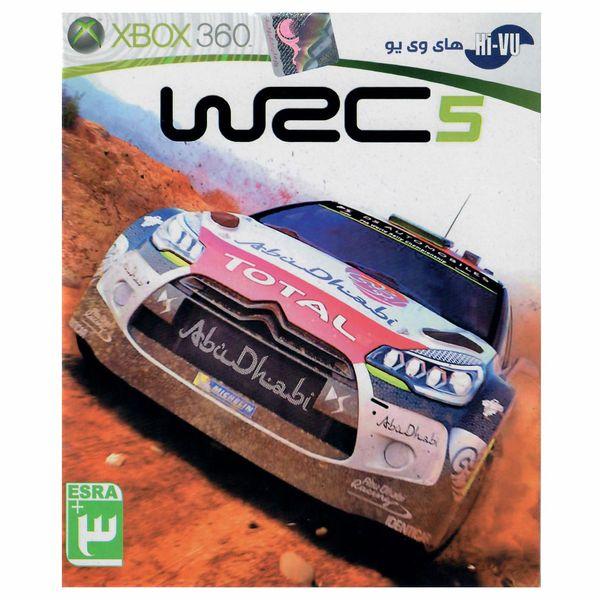 بازی WRC5 مخصوص Xbox 360
