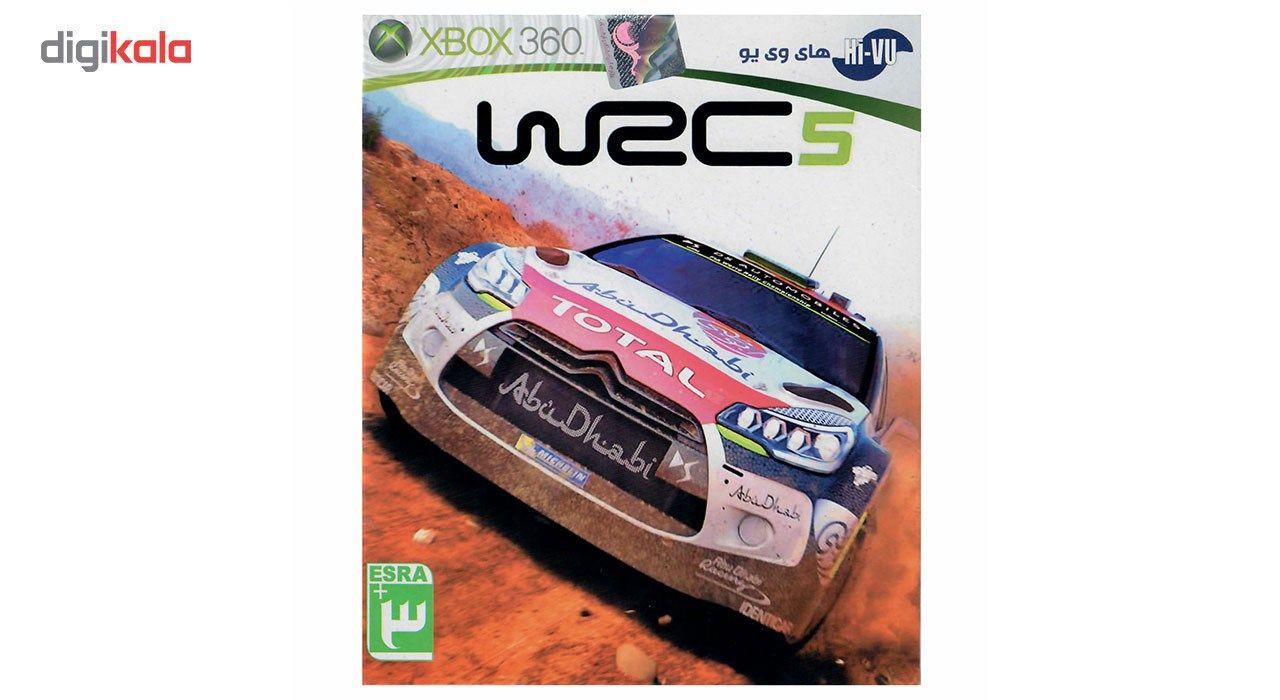 بازی WRC5 مخصوص Xbox 360 main 1 1