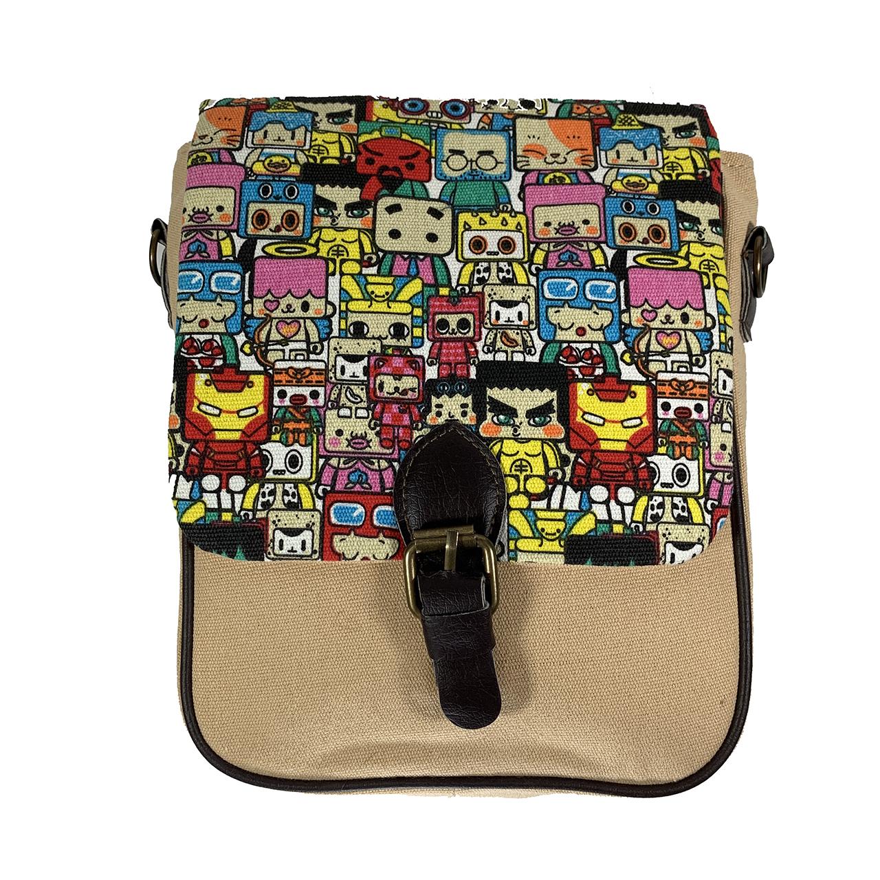 کیف دوشی زنانه کد J1200