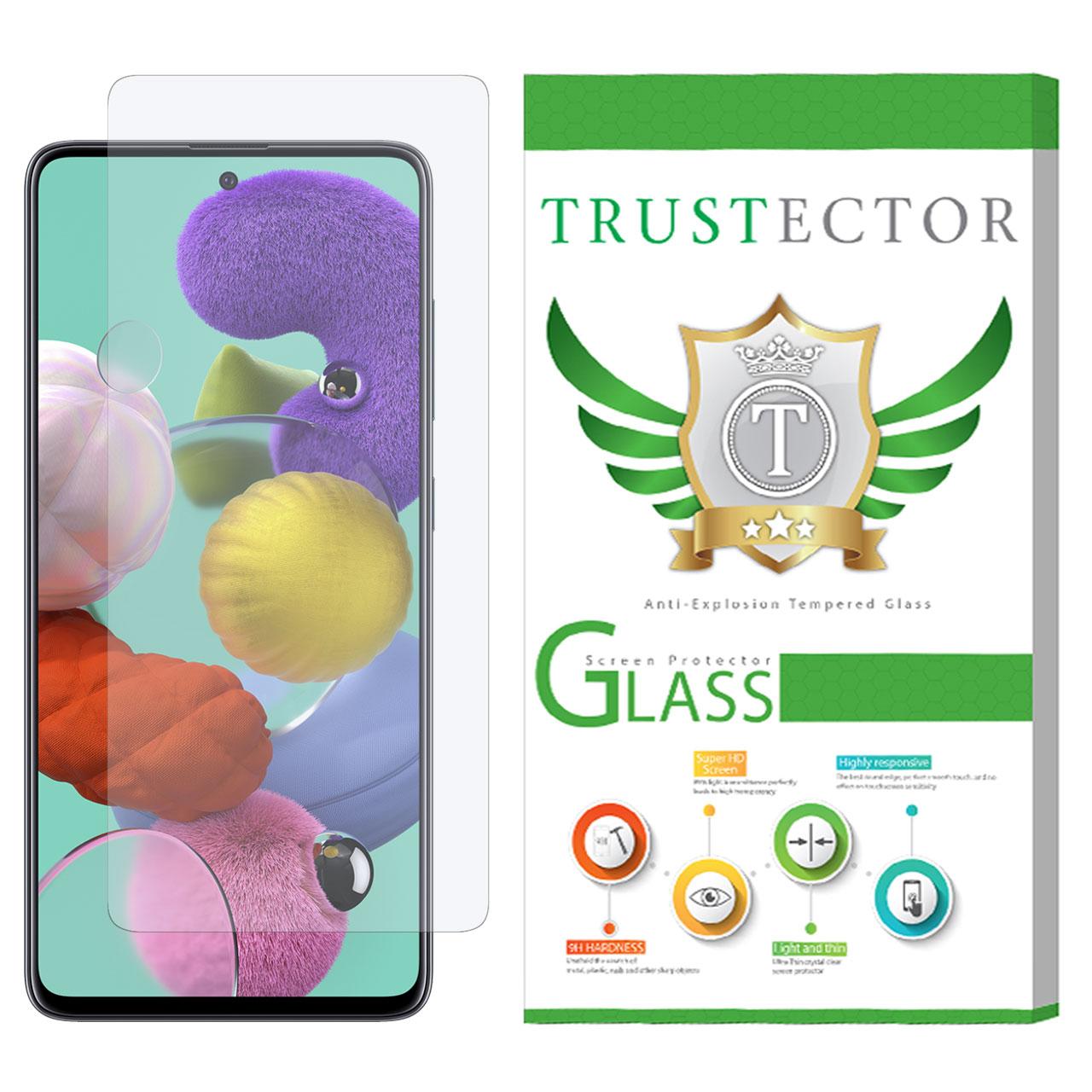 محافظ صفحه نمایش تراستکتور مدل GLS مناسب برای گوشی موبایل سامسونگ Galaxy A51              ( قیمت و خرید)