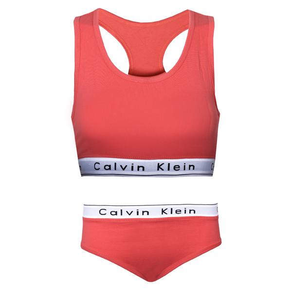 ست نیم تنه و شورت زنانه کلوین کلاین مدل  48620244