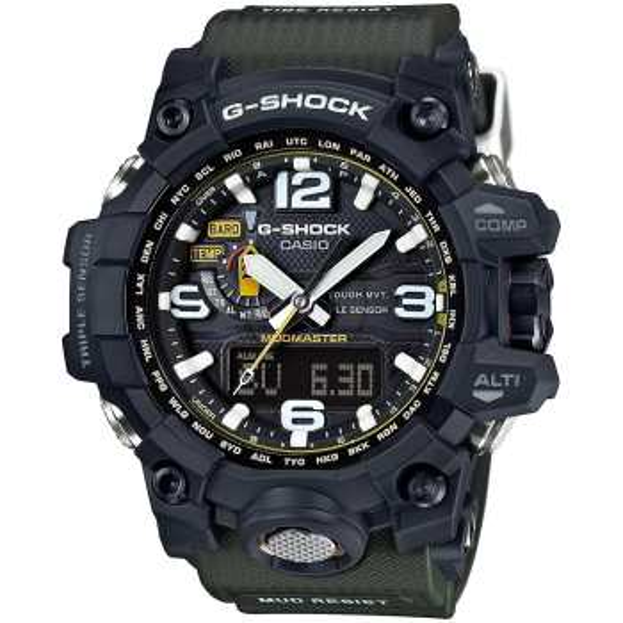 ساعت مچی عقربه ای مردانه کاسیو جی شاک مدل GWG-1000-1A3DR | Casio G-Shock GWG-1000-1A3DR Watch For Men