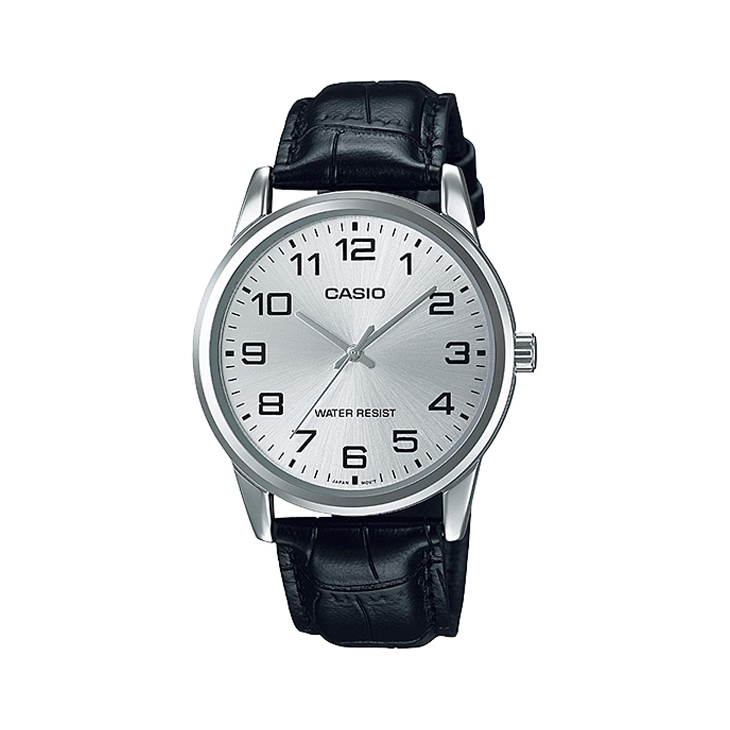 کد تخفیف                                      ساعت مچی عقربه ای مردانه کاسیو مدل MTP-V001L-7BUDF