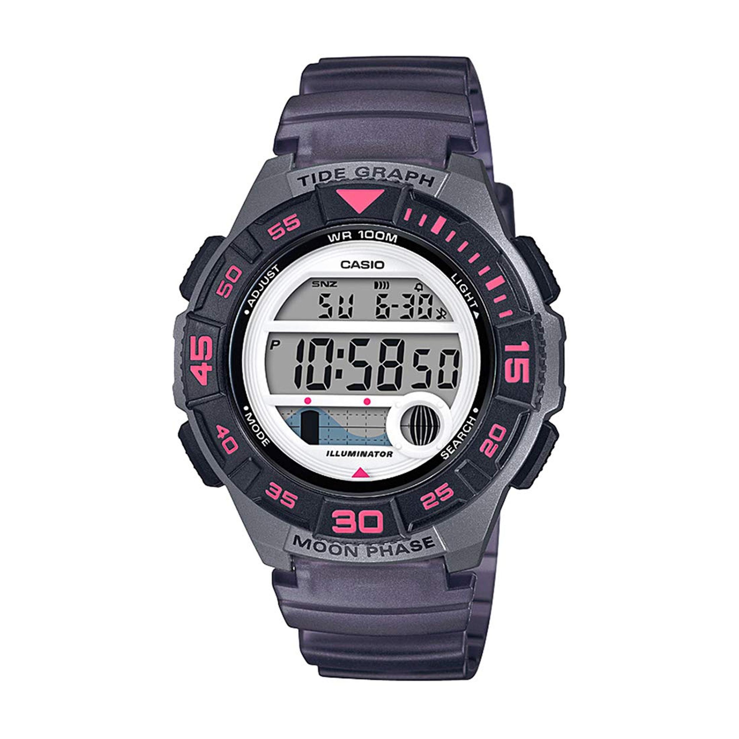 کد تخفیف                                      ساعت مچی دیجیتال کاسیو مدل LWS-1100H-8AVDF