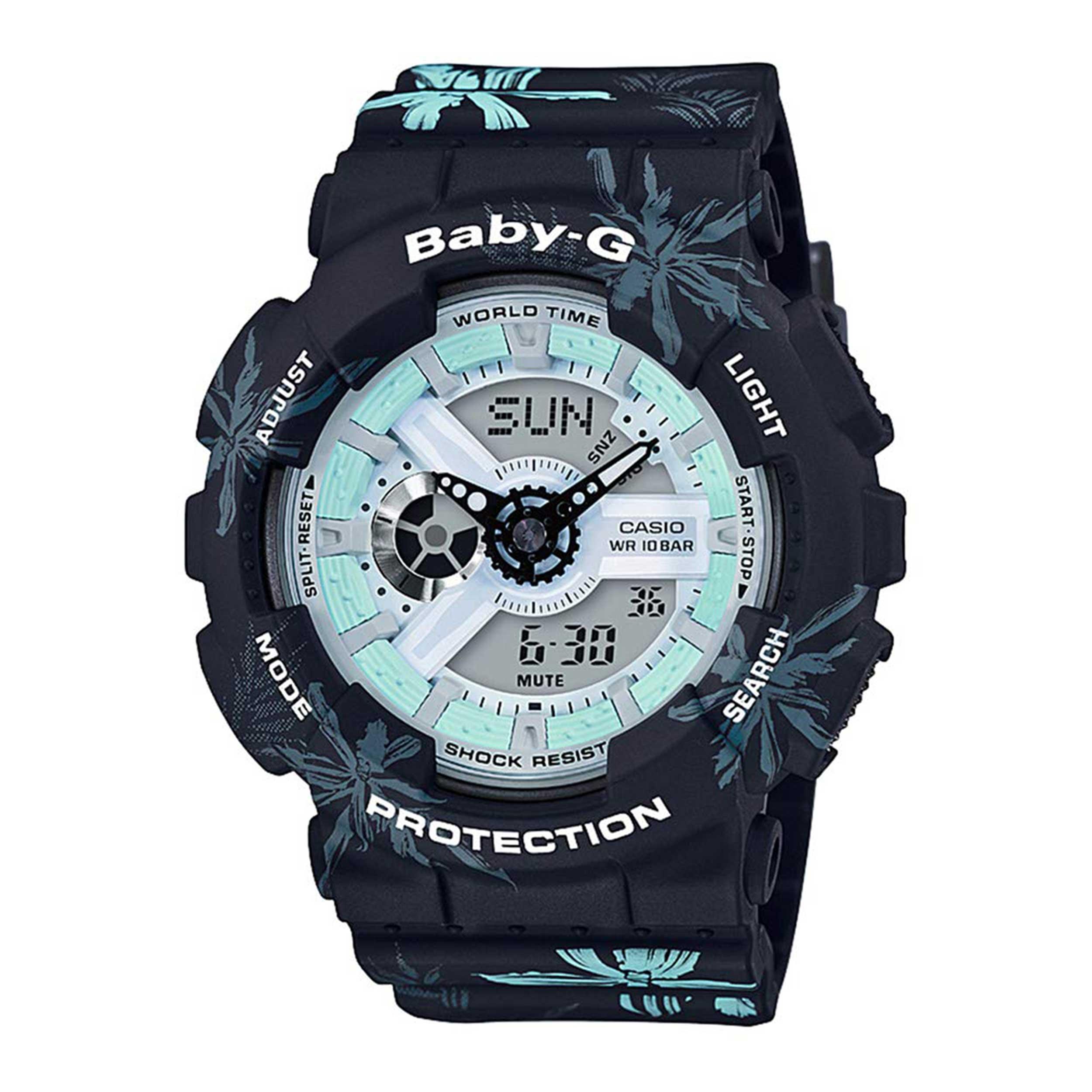 کد تخفیف                                      ساعت مچی عقربه ای مردانه کاسیو مدل BA-110CF-1ADR