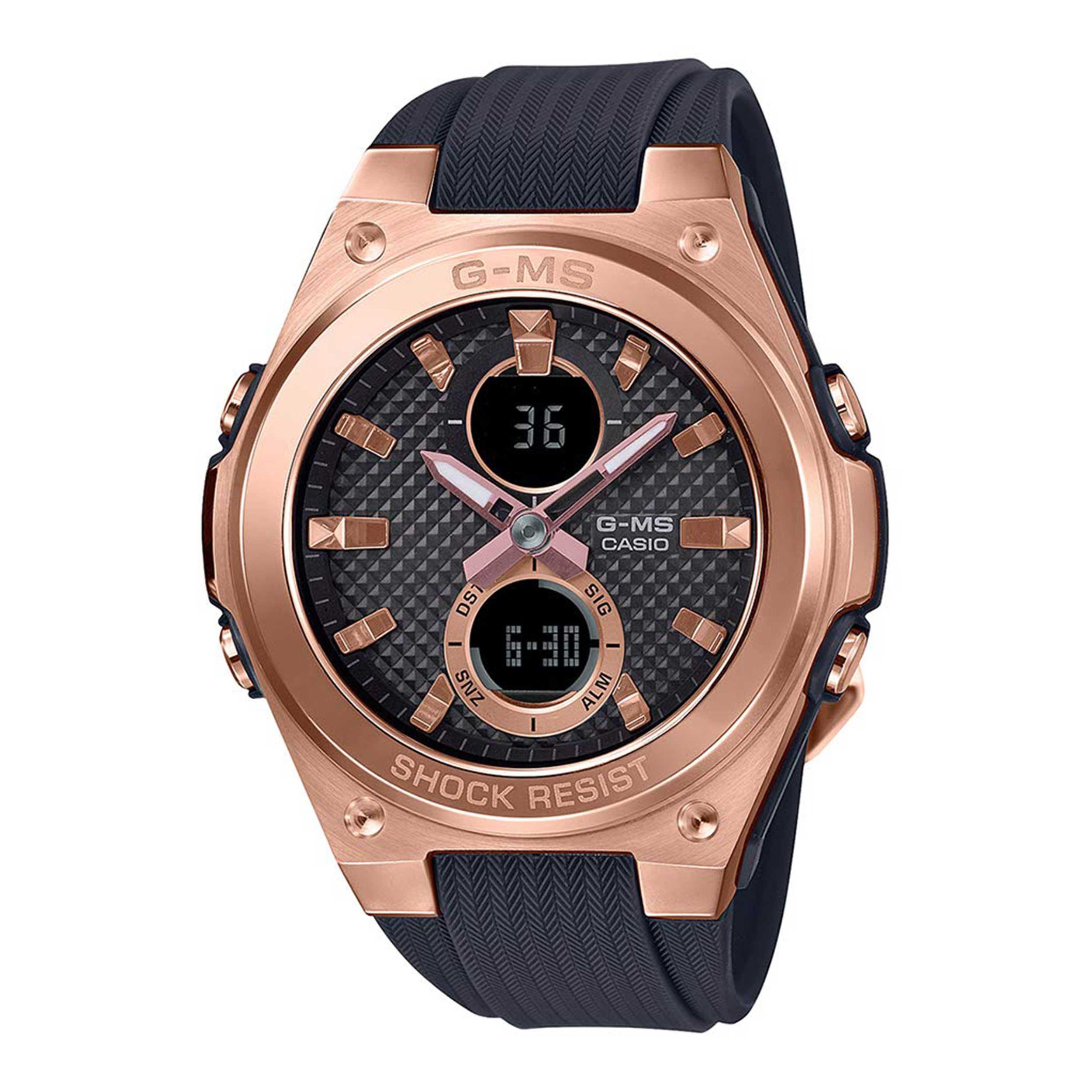 کد تخفیف                                      ساعت مچی عقربه ای مردانه کاسیو مدل MSG-C100G-1ADR