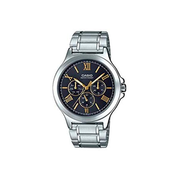 ساعت مچی عقربه ای زنانه کاسیو مدل LTP-V300D-1A2UDF