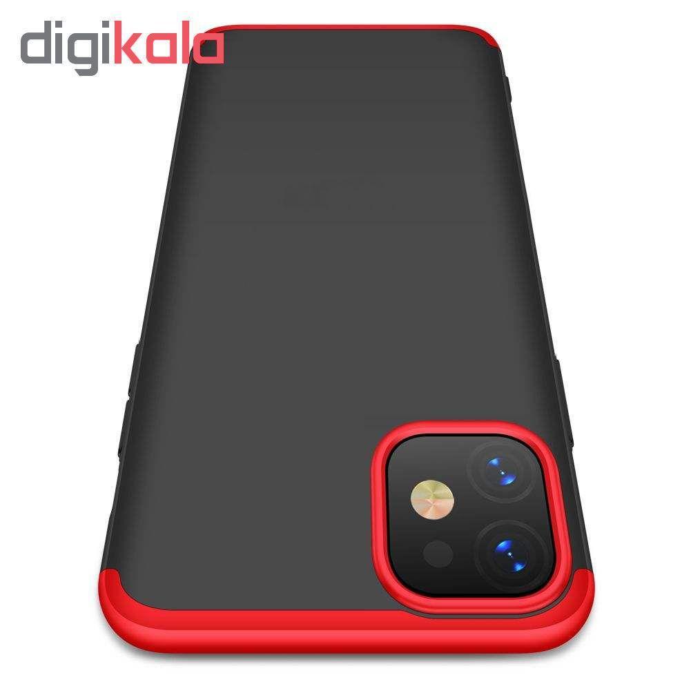 کاور 360 درجه جی کی کی مدل GK مناسب برای گوشی موبایل اپل IPhone 11 Pro Max main 1 6