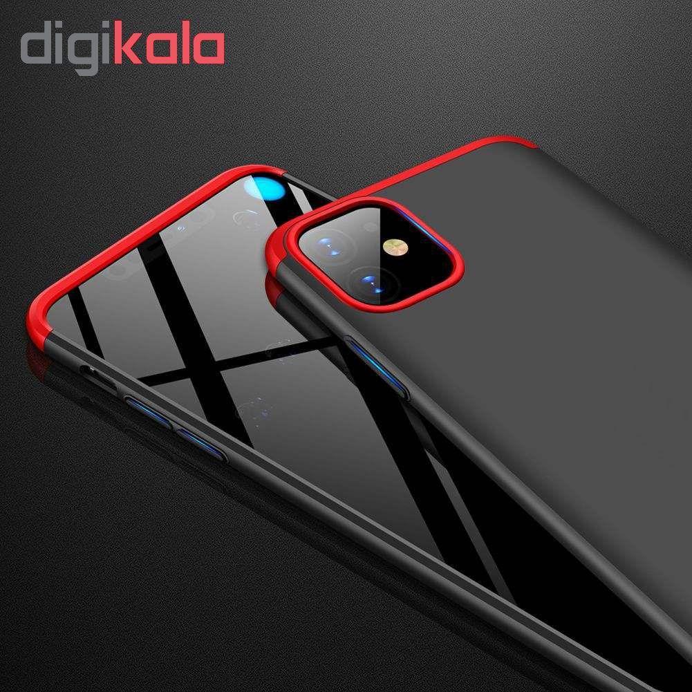 کاور 360 درجه جی کی کی مدل GK مناسب برای گوشی موبایل اپل IPhone 11 Pro Max main 1 5