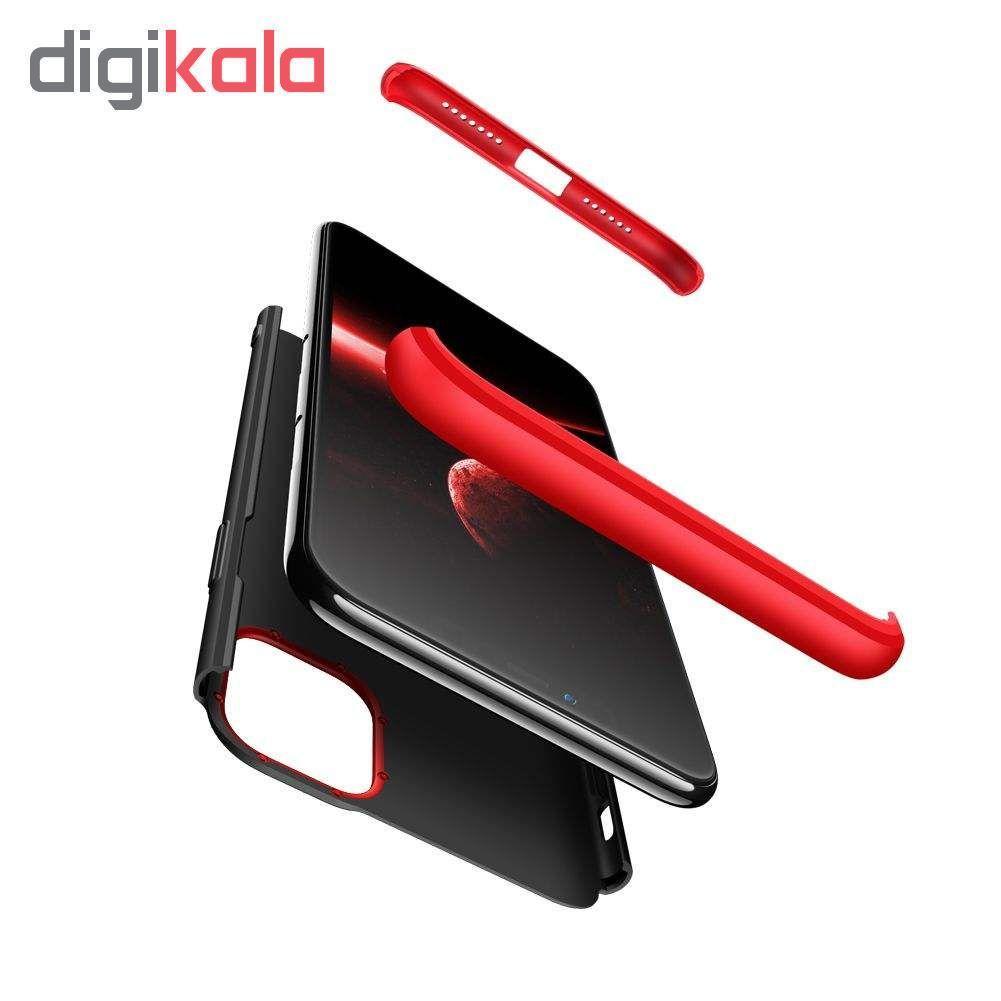 کاور 360 درجه جی کی کی مدل GK مناسب برای گوشی موبایل اپل IPhone 11 Pro Max main 1 7