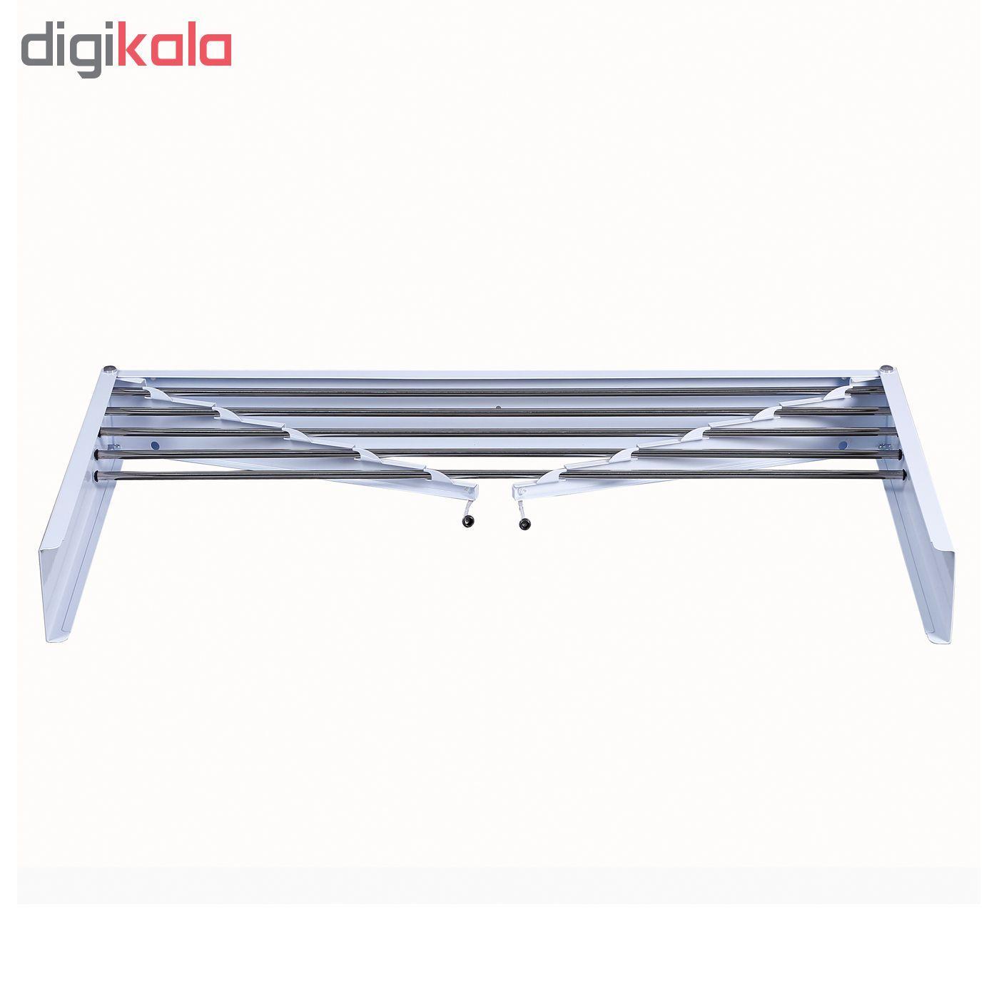 بند رخت دیواری مدل رخشا main 1 1