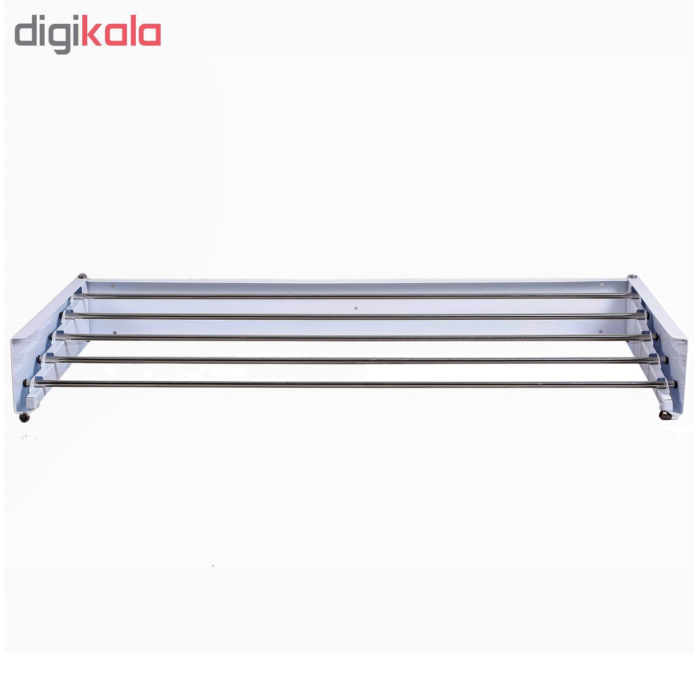 بند رخت دیواری مدل رخشا main 1 3