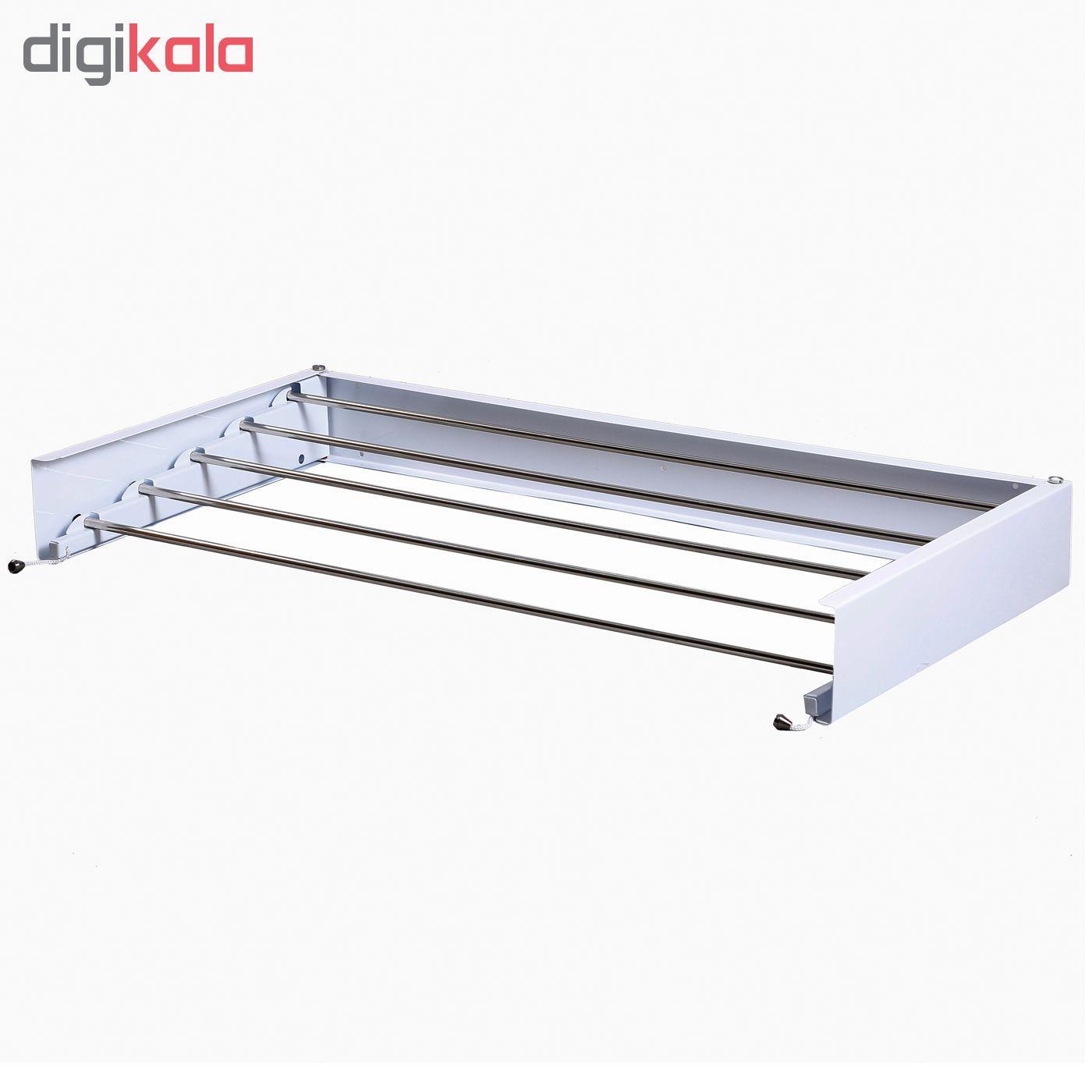 بند رخت دیواری مدل رخشا main 1 7