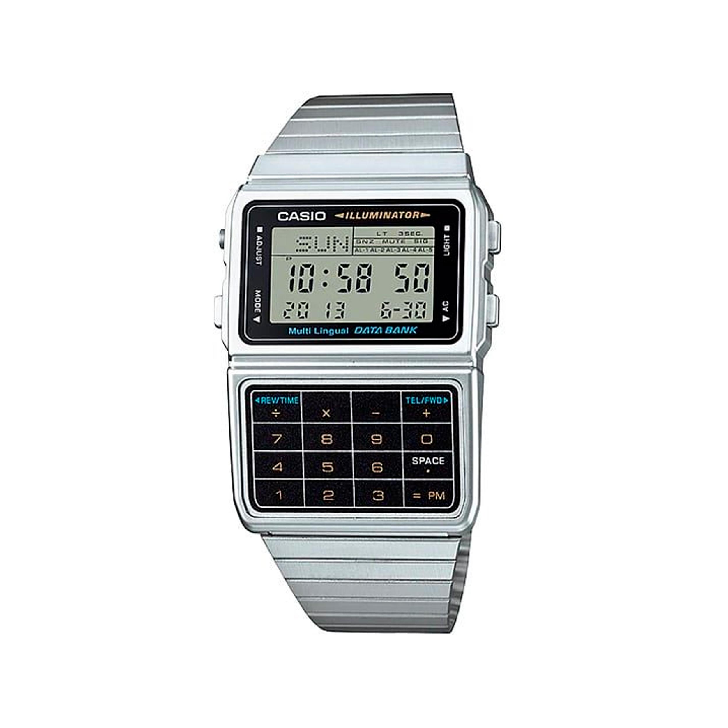 قیمت و خرید                      ساعت مچی دیجیتال مردانه کاسیو مدل DBC-611-1D
