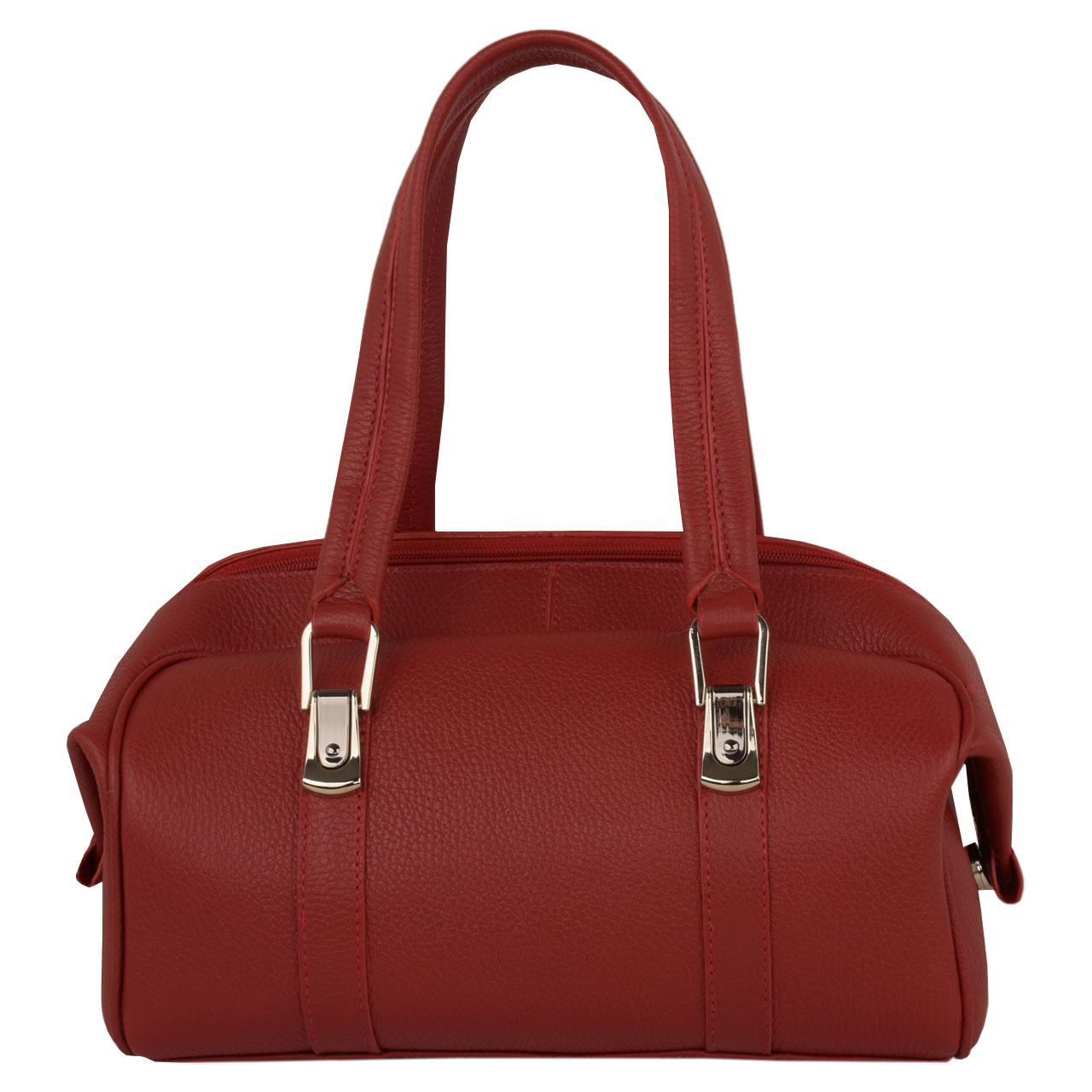 کیف دستی زنانه پارینه چرم مدل V199-2