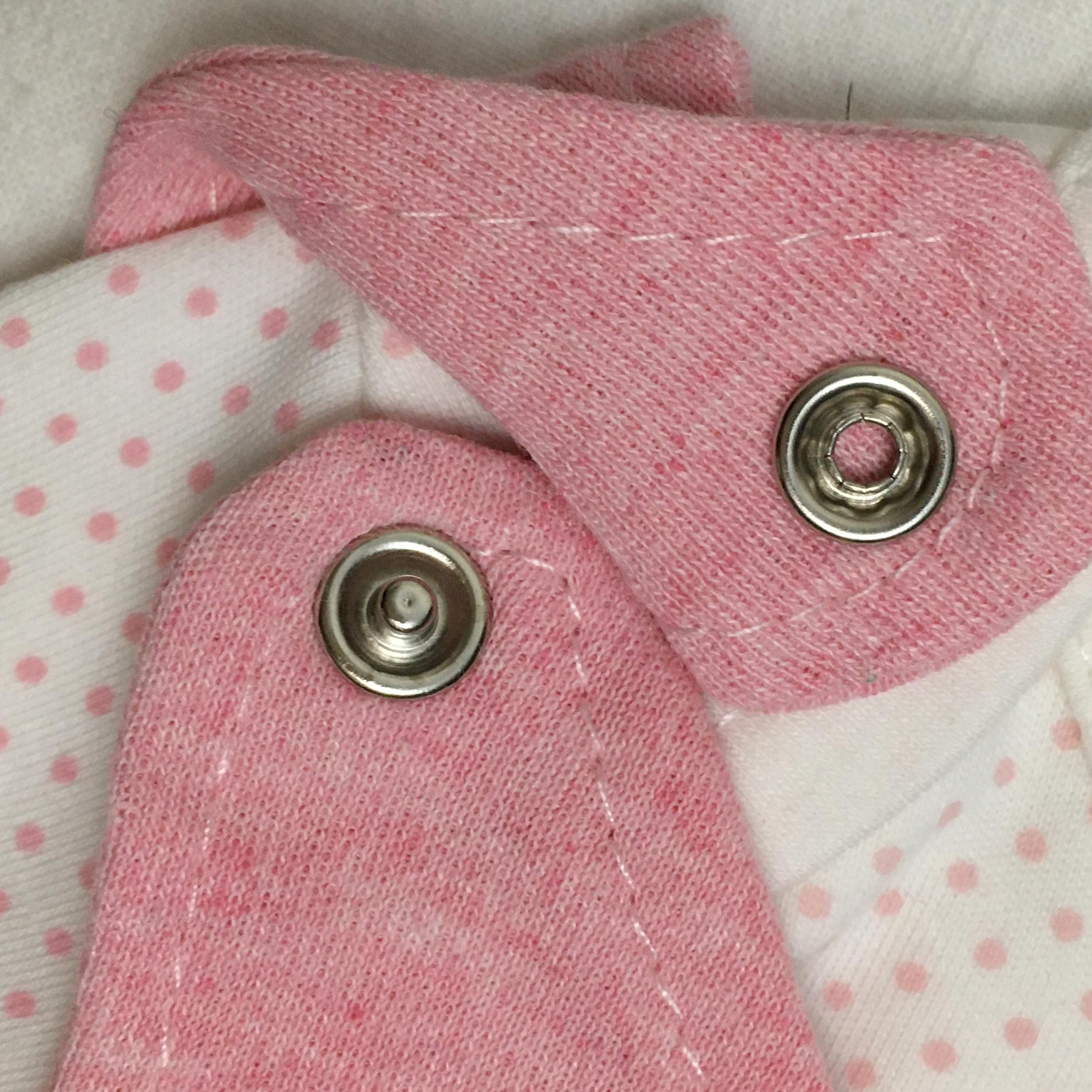 ست تیشرت و سرهمی نوزادی دخترانه مهتا کد KHS_85001