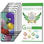 محافظ صفحه نمایش تراستکتور مدل GSS مناسب برای گوشی موبایل سامسونگ Galaxy A51 بسته 5 عددی thumb